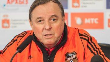 Тарханов: «Результат матча с «Краснодаром» закономерен»