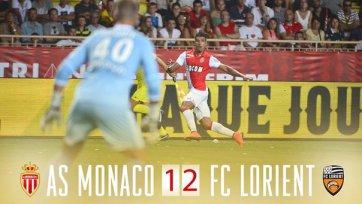 «Монако» удручающе стартовал в чемпионате Франции