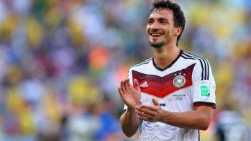 «Арсенал» нацелился на защитника сборной Германии