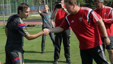 Слуцкий: «Рады, что смогли подписать такого сильного игрока, как Натхо»