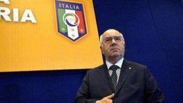 Новым главой FIGC стал Тавеккьо