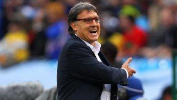 У руля сборной Аргентины встал Херардо Мартино