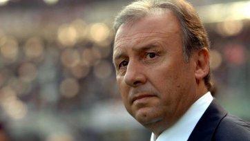 Дзаккерони может возглавить сборную Италии
