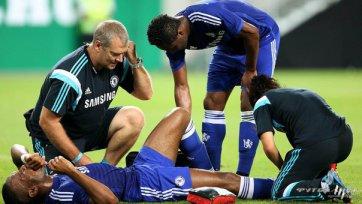 «Челси» рискует надолго потерять Дрогба
