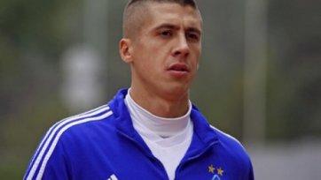 Евгений Хачериди начал тренироваться в общей группе