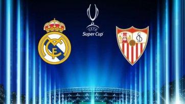 Анонс. Суперкубок Европы. «Реал» Мадрид – «Севилья»