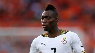 «Эвертон» пополнится ганским полузащитником