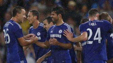 Дубль Диего Косты – победа «Челси» над «Сосьедадом»
