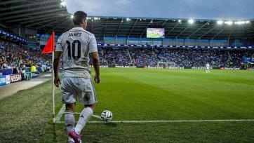 Родригес: «Здорово, что я сразу выиграл трофей с «Реалом»