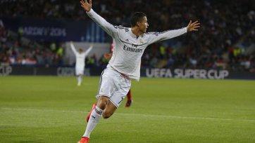 Роналду: «Все было отлично, великолепный старт «Реала»!»