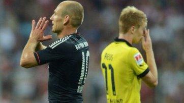 Анонс. Суперкубок Германии. «Боруссия» Дортмунд – «Бавария»