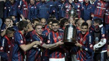 «Сан-Лоренсо» стал обладателем Кубка Либертадорес