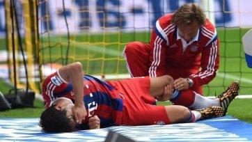 «Бавария» до конца года теряет Хави Мартинеса
