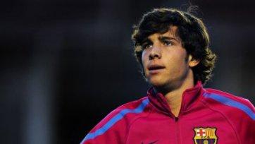 «Барселона» постарается удержать Серхи Роберто