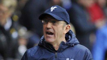 Тони Пьюлис подал в отставку с поста главного тренера «Кристал Пэлас»