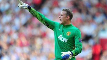 «Бенфика» нашла замену Облаку в «Манчестер Юнайтед»