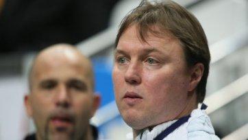 Колыванов: «В матче с «Зенитом» не будем лишь окапываться в своей штрафной»