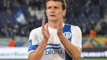 «Днепр» добился минимальной победы над «Металлургом» из Запорожья