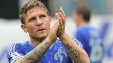 Воронин может стать игроком киевского «Динамо»