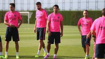 Суарес: «Не могу дождаться, когда сыграю свой первый матч за «Барселону»