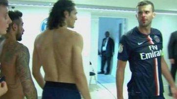 Форвард «Бастии» Брандао сломал нос Тьяго Мотте (видео)