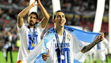 Анчелотти: «Ди Мария и Хедира по-прежнему футболисты «Реала»