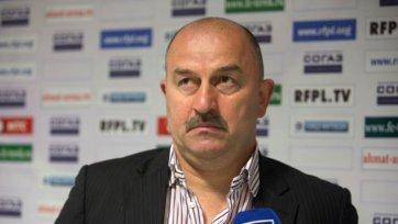 Станислав Черчесов: «Никто не хотел проигрывать»
