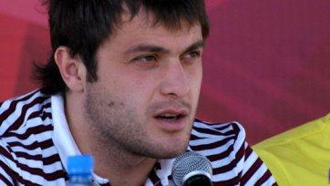 Алан Касаев: «За счастье выступать на таких стадионах»