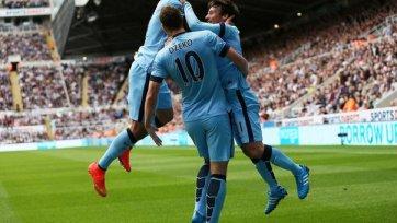 «Манчестер Сити» стартует по чемпионски