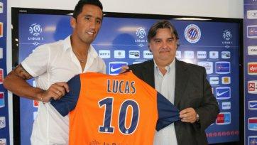 Лукас Барриос в дебютном за «Монпелье» матче ушел с поля без забитого гола
