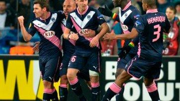 Сотый матч в истории противостояний остался за «Бордо»