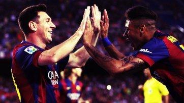 «Барселона» покуражилась над мексиканским «Леоном»