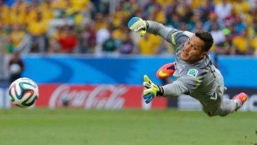 «Бенфика» интересуется голкипером сборной Бразилии