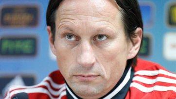 Роджер Шмидт: «Попадание в группы Лиги чемпионов является приоритетной задачей»