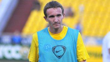 «Кубань» заинтересована в возвращении Козлова