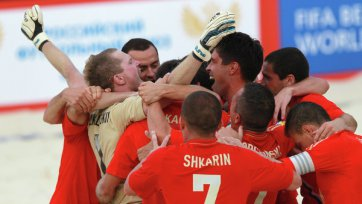 Российские пляжники начинают подготовку к Кубку Европы