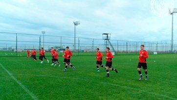 «Амкар» начал подготовку к матчу против «Зенита»