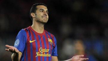 «Барселона» выйдет на старт Ла Лиги без Педро Родригеса