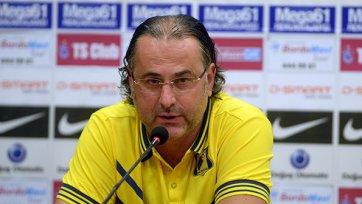 Моиодраг Божович: «Мы проиграли из-за собственных ошибок»