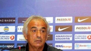 Вахид Халилходжич: «Вратарь обеспечил нам хороший счет»