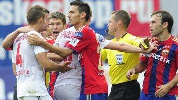 ЦСКА не будет дополнительно наказывать Набабкина