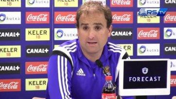 Хагоба Аррасате: «Ответный матч будет привлекательным»