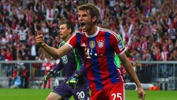 Мюллер: «Бавария» снова продемонстрировала бойцовские качества»