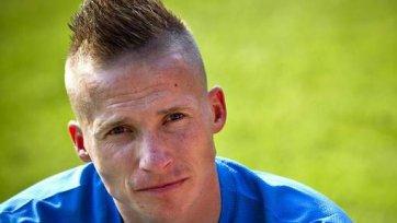 Бюттнер: «После гола побежал к Черчесову, чтобы поблагодарить его за все»