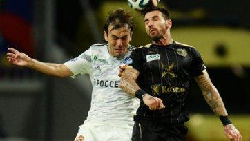 Натхо извинился перед казанскими фанатами за свой гол в ворота «Рубина»