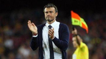 Луис Энрике: «Игра была непростой, но Месси снова оказался на высоте»