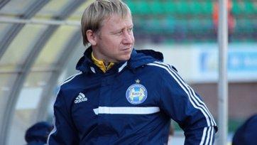 Ермакович: «Подходим к игре со «Слованом» в хорошем настроении»