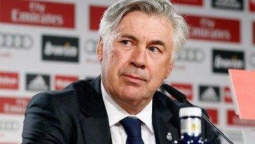 Анчелотти: «Скоро «Реал» выйдет на пик своей формы»