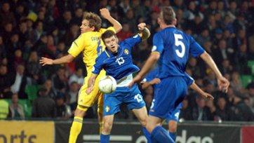Сборная Украины проведет товарищеский матч против сборной Молдовы