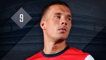 Лукас Подольски остается в «Арсенале»
